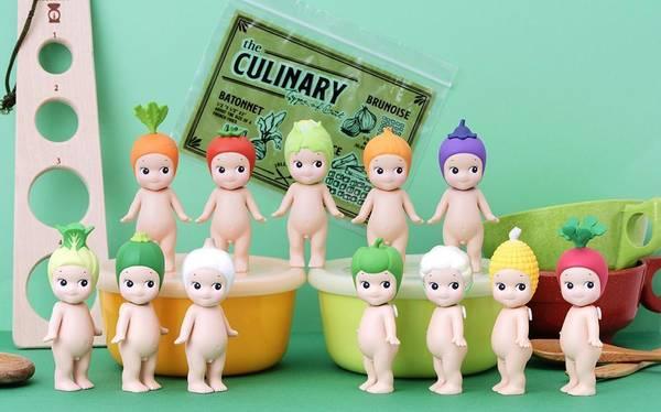 Bilde av SONNY ANGEL - Vegetable