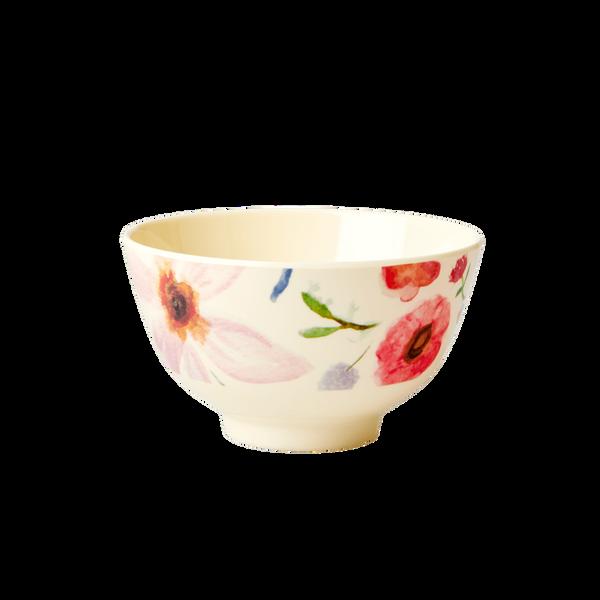 Bilde av LITEN BOLLE - Selmas Flower Print - Rice