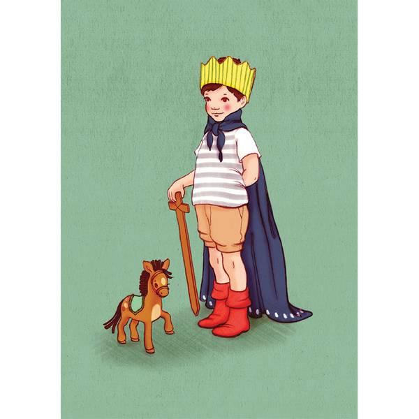 Bilde av KORT - I Am King - Belle & Bo
