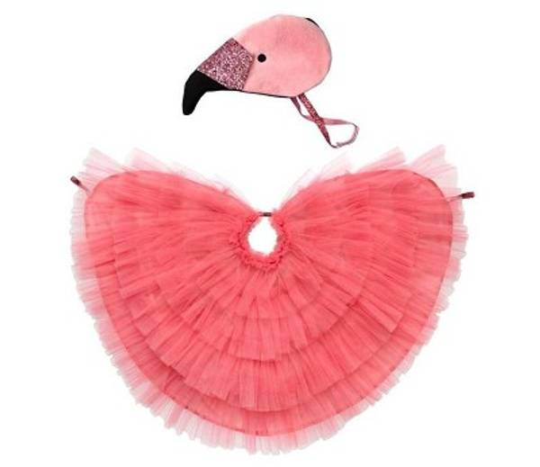 Bilde av KOSTYME - Flamingo - Meri Meri