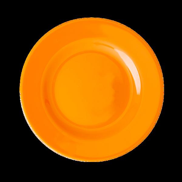 Bilde av RUND ASJETT - Oransje - Choose Happy - Rice