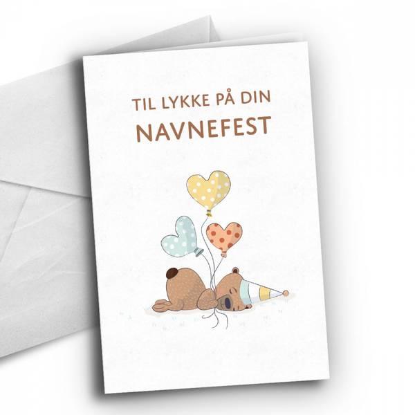 Bilde av KORT - Navnefest