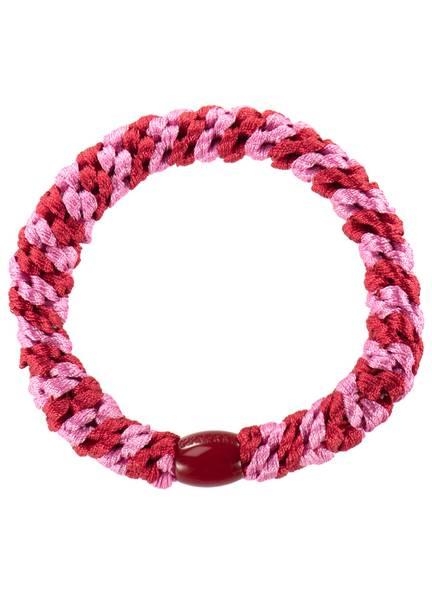 Bilde av HÅRSTRIKK - KKnekki - Red-Bubblegum Stripe - Bon Dep